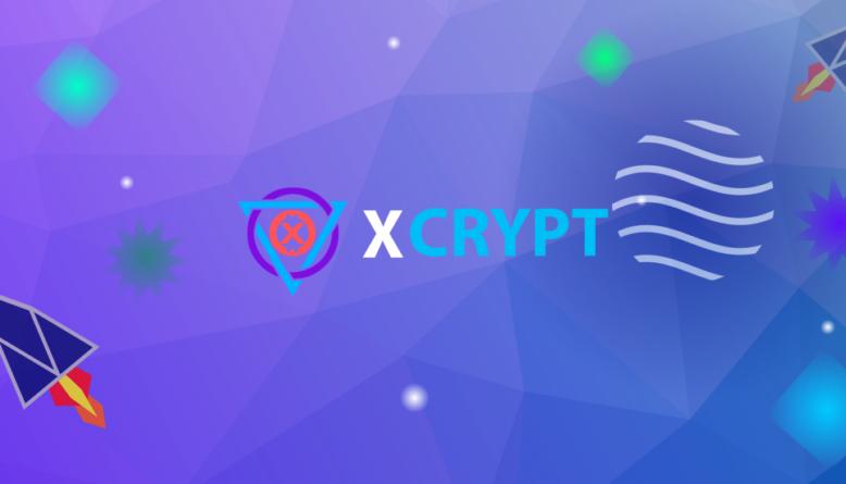 xCrypt coin token