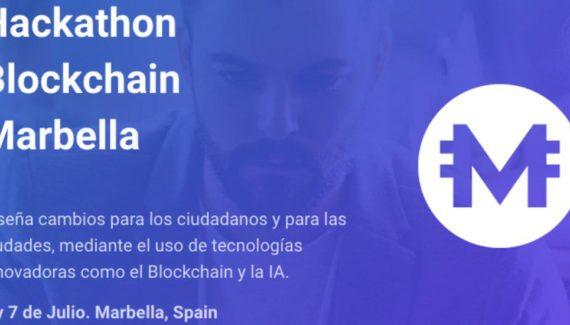 hackaton blockchain marbella