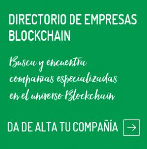 Directorio empresas blockchain