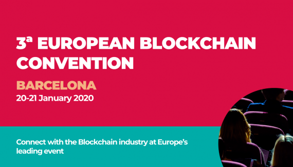 European Blockchain Convention Barcelona 2020