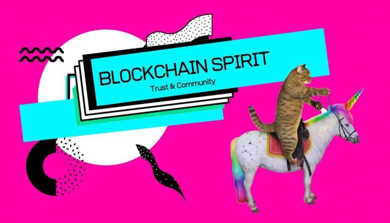 blockchain spirit bcn